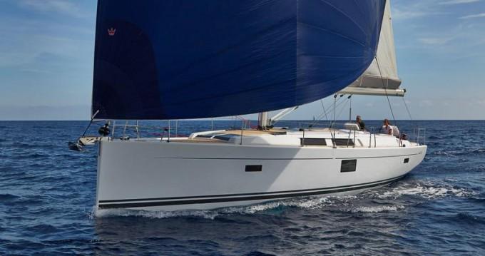 Bootverhuur Hanse Hanse 455 in Trogir via SamBoat