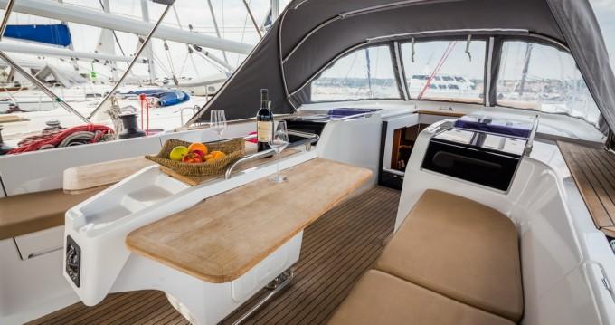 Jachthuur in Biograd na Moru - Hanse Hanse 505 via SamBoat