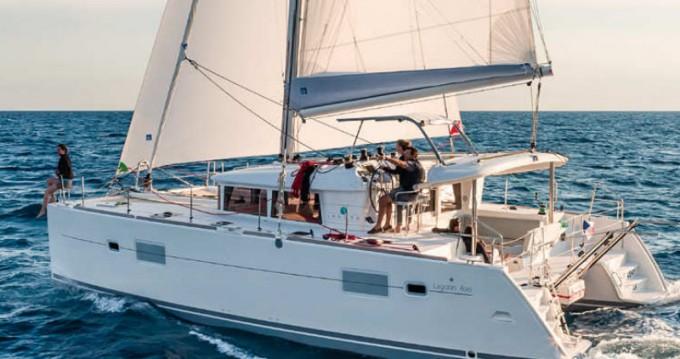 Verhuur Catamaran in Pula - Lagoon Lagoon 400 S2