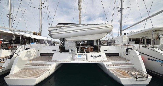 Jachthuur in Trogir - Lagoon Lagoon 42 via SamBoat