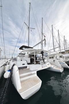 Verhuur Catamaran in Trogir - Lagoon Lagoon 42