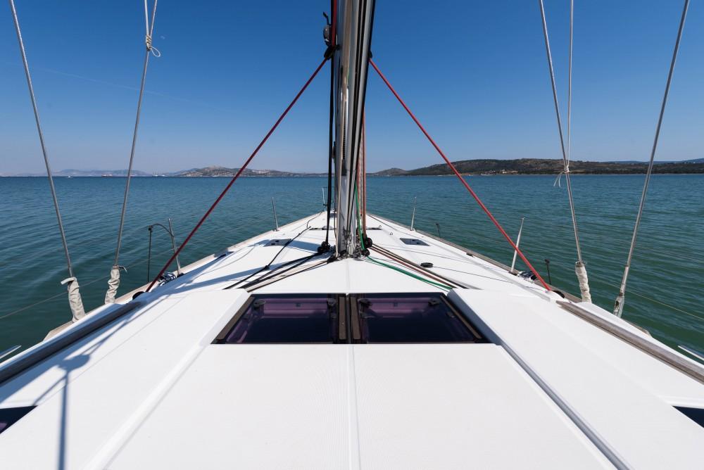 Huur Zeilboot met of zonder schipper Jeanneau in Leucade