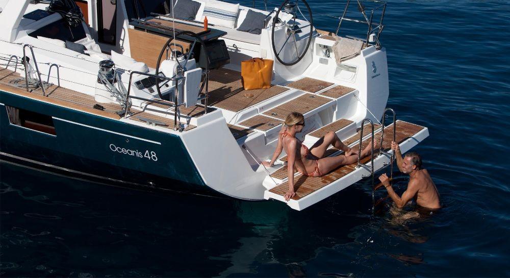 Bootverhuur Pula goedkoop Oceanis 48 - 5 cab.