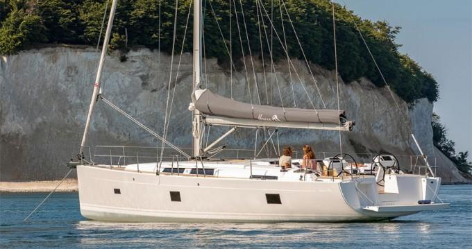 Huur Zeilboot met of zonder schipper Hanse in Athene