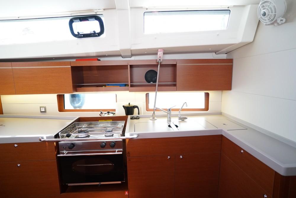 Zeilboot te huur in Ibiza Magna voor de beste prijs