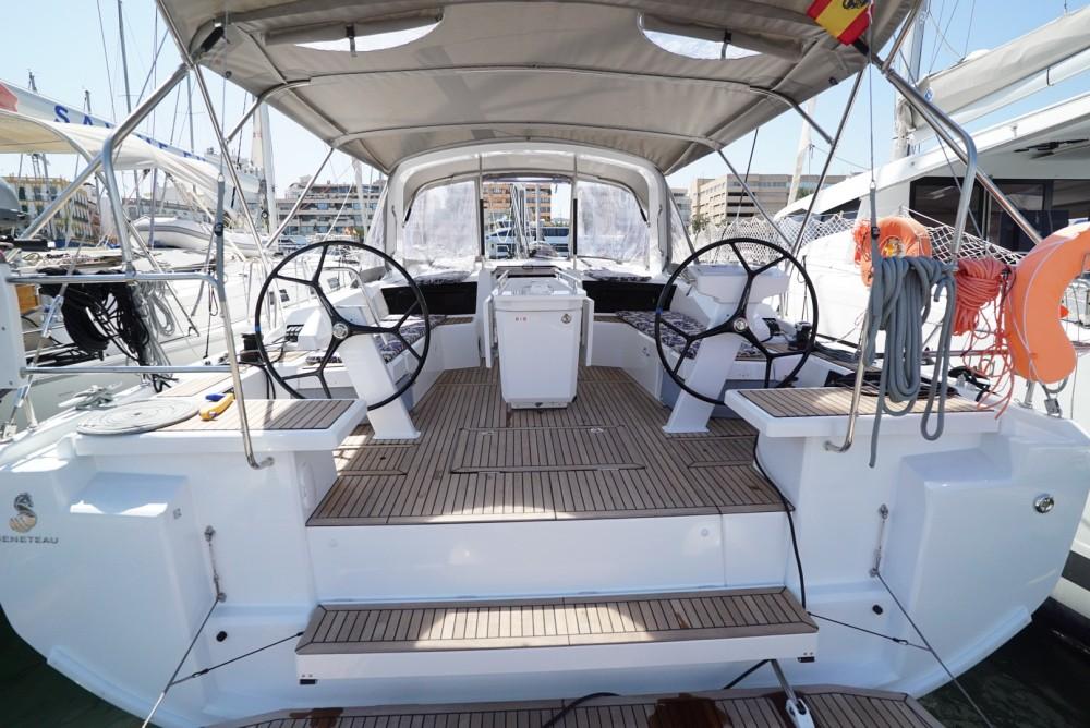 Verhuur Zeilboot in Ibiza Magna - Bénéteau Oceanis 46.1