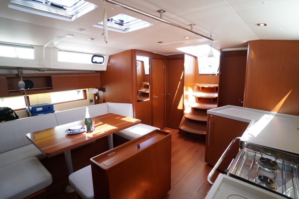 Jachthuur in Ibiza Magna - Bénéteau Oceanis 46.1 via SamBoat
