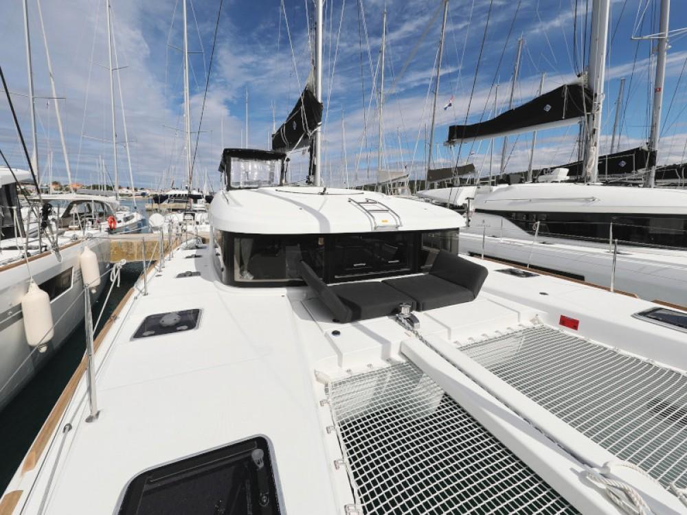 Verhuur Catamaran in Sukošan - Lagoon Lagoon 40-3 EXCLUSIVE