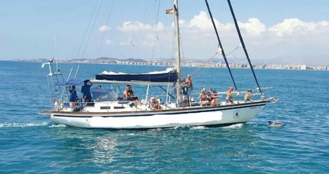 Verhuur Zeilboot in Fuengirola - Thievent Roc