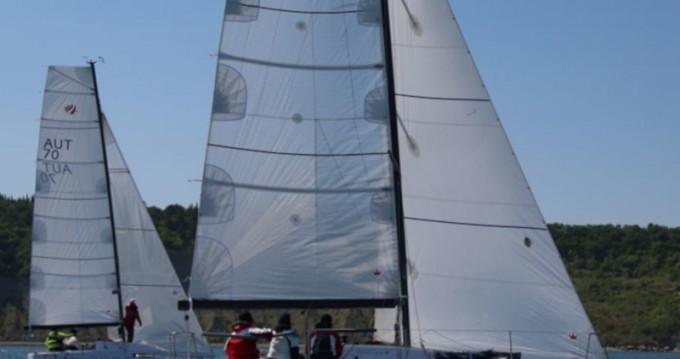 Bootverhuur  Seascape 27 in Biograd na Moru via SamBoat