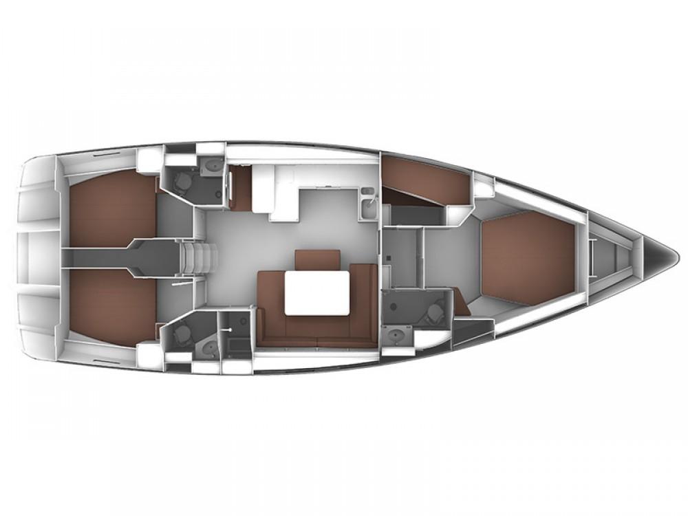 Huur Zeilboot met of zonder schipper Bavaria in