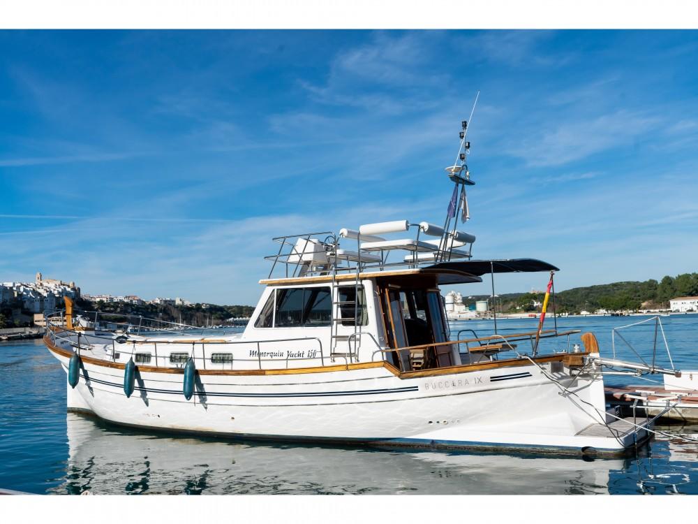Verhuur Motorboot in  - Astilleros Menorquin 150