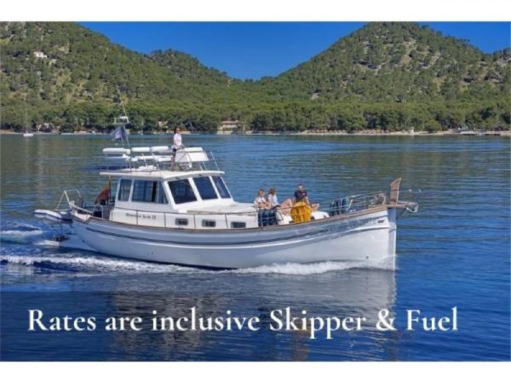 Bootverhuur Astilleros Menorquin 150 in  via SamBoat