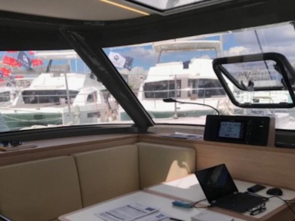 Bootverhuur Golfo Aranci goedkoop Nautitech Open 40