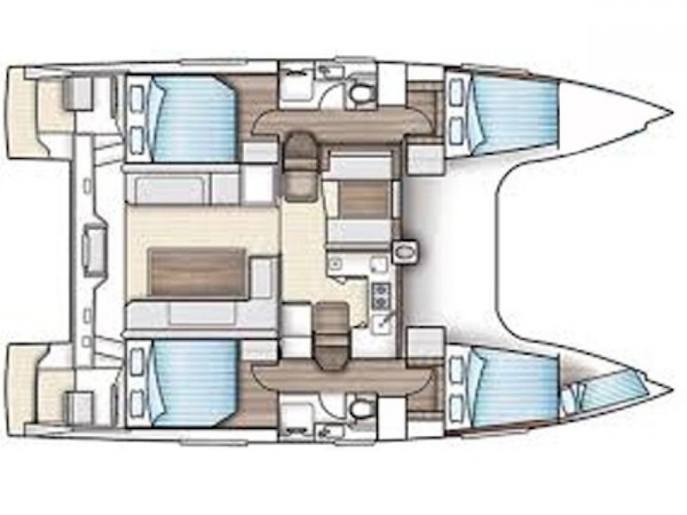Verhuur Catamaran in Golfo Aranci - Nautitech Nautitech Open 40