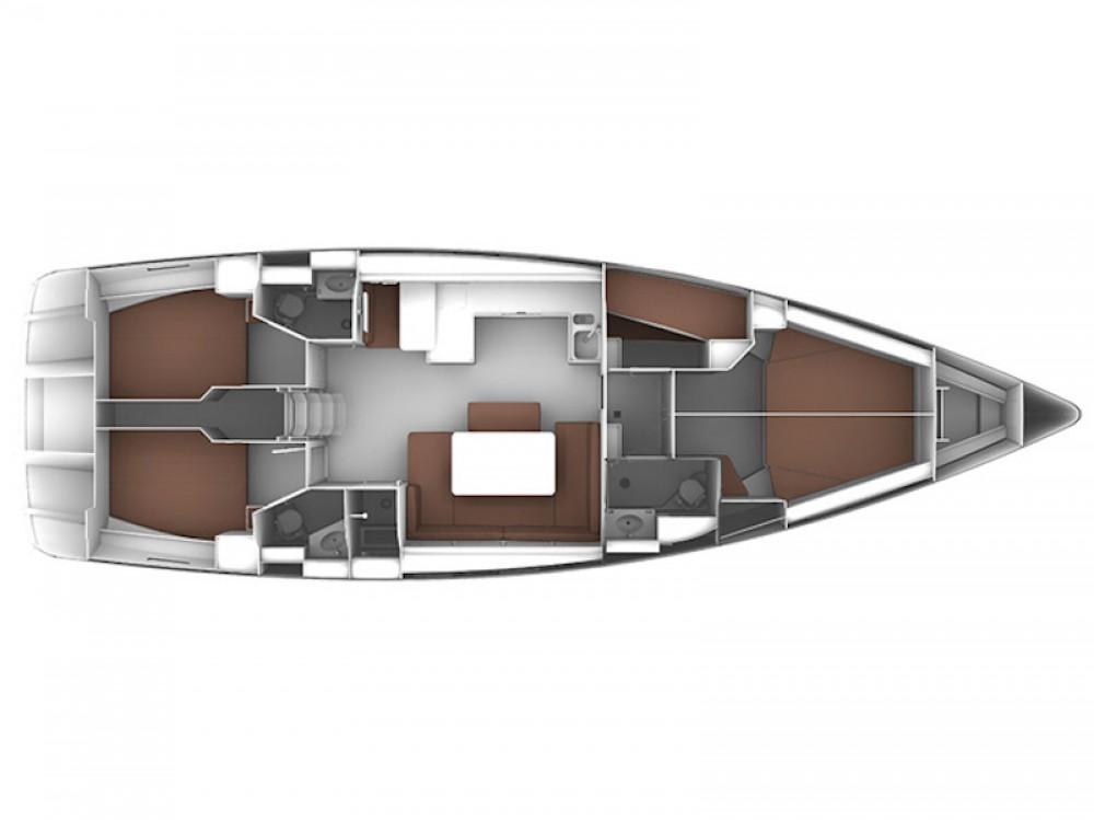 Huur Zeilboot met of zonder schipper Bavaria in Cagliari