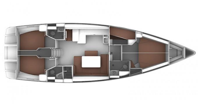 Bootverhuur Bavaria Cruiser 51 in Cagliari via SamBoat