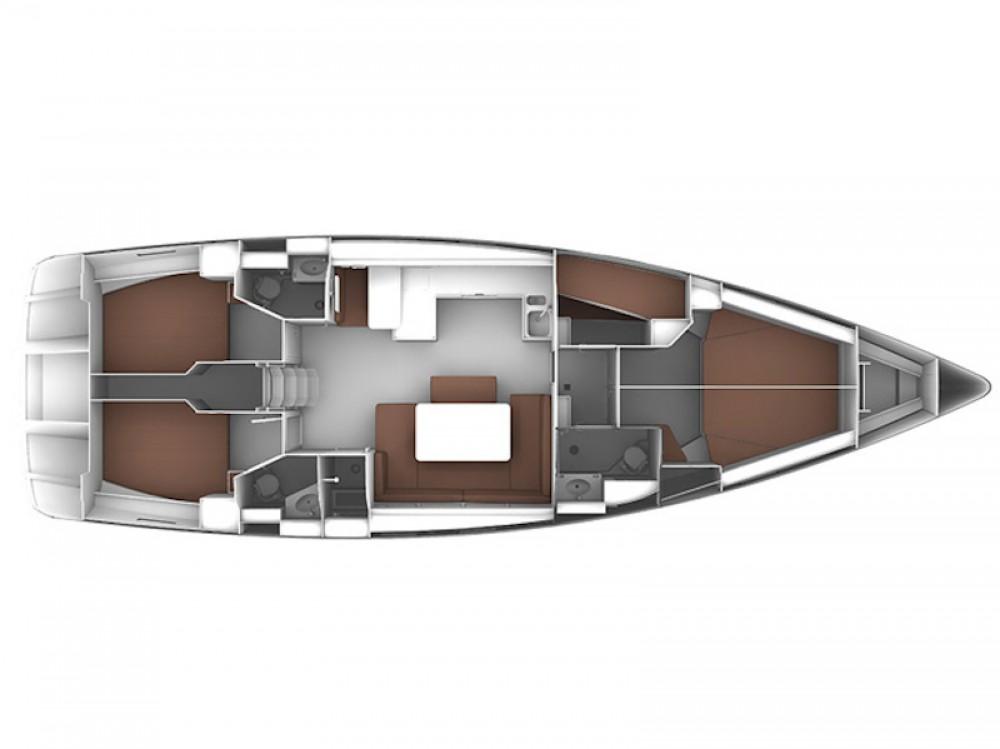 Jachthuur in Cagliari - Casteddu - Bavaria Bavaria Cruiser 51 via SamBoat