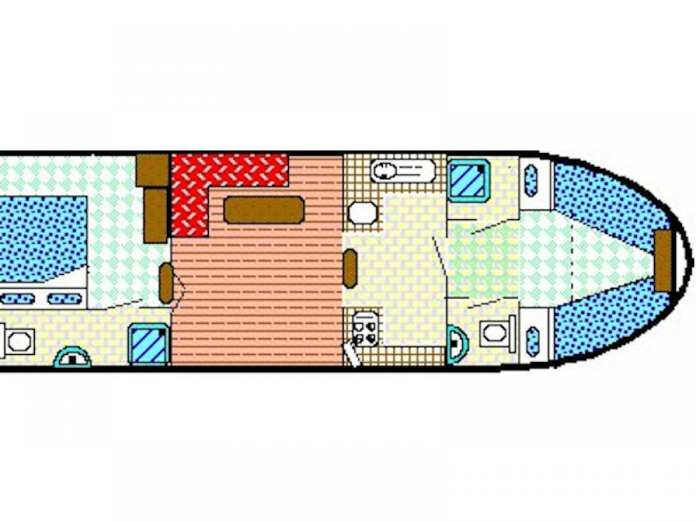 Motorboot te huur in Capestang voor de beste prijs