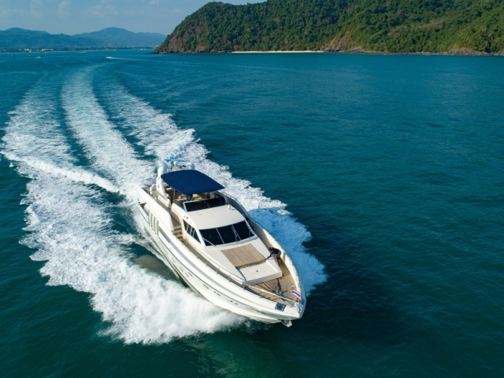 Posillipo Technema 82 te huur van particulier of professional in Phuket