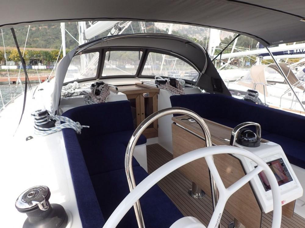 Huur een Bavaria Bavaria Cruiser 46 - 4 cab. in Muğla