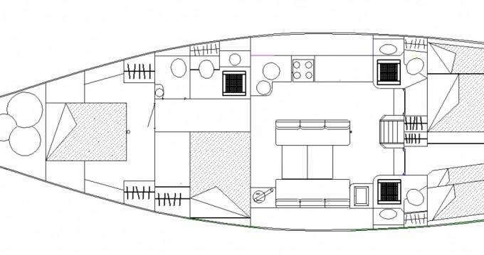 Jachthuur in Le Havre - Construction-A-Lunite  TX 57 via SamBoat
