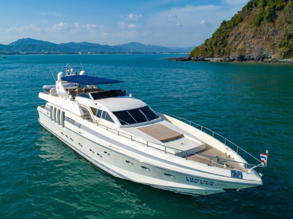Bootverhuur  Posillipo Technema 82 in Phuket via SamBoat