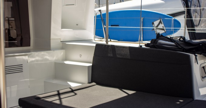 Jachthuur in Slano - Lagoon Lagoon 450 F via SamBoat