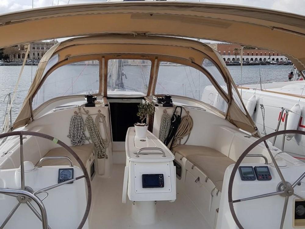 Huur Zeilboot met of zonder schipper Bénéteau in Rhodos