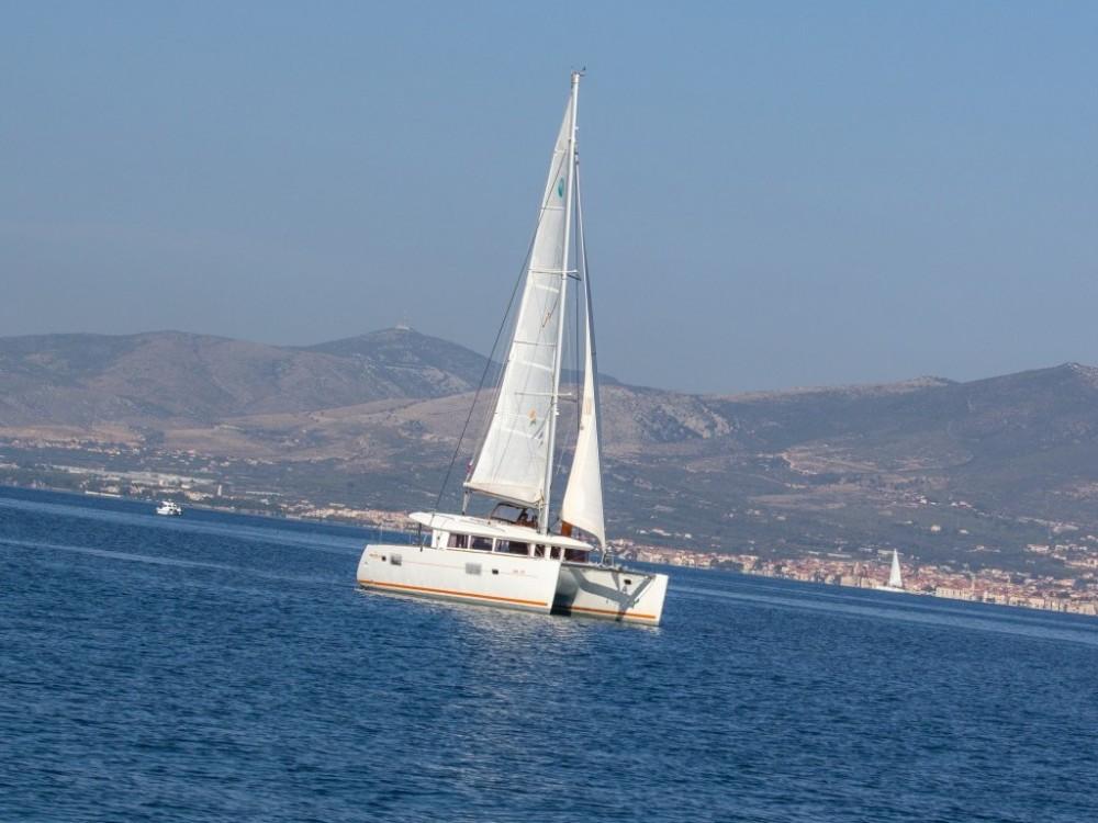 Lagoon Lagoon 400 te huur van particulier of professional in Split