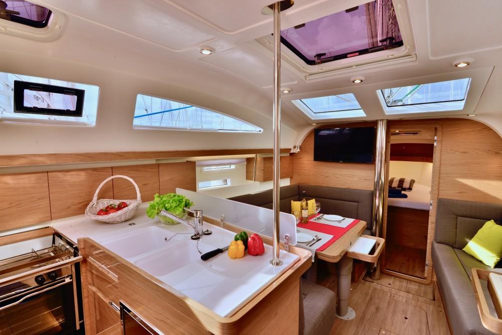 Verhuur Zeilboot in  - Elan Elan 40 Impression
