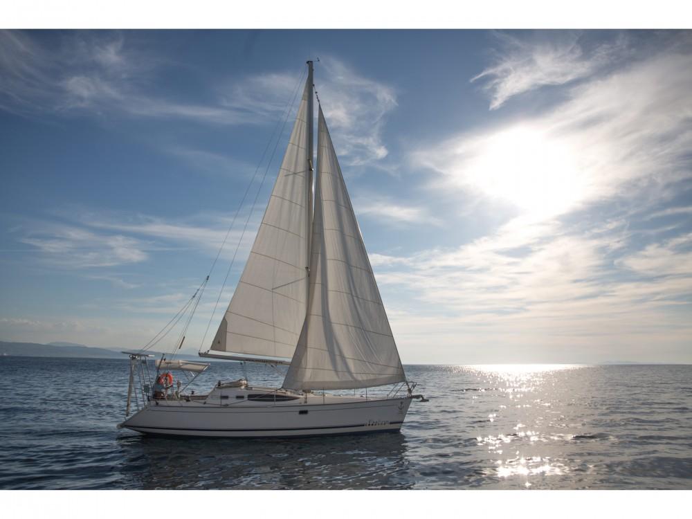 Jachthuur in Nikiana - Feeling Feeling Kirie 39 via SamBoat