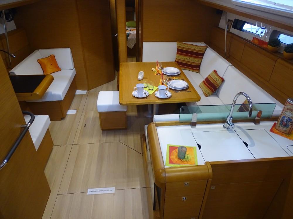 Jeanneau Sun Odyssey 449 te huur van particulier of professional in Marina