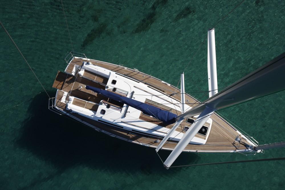 Verhuur Zeilboot in Pula - Dufour Dufour 405 BM