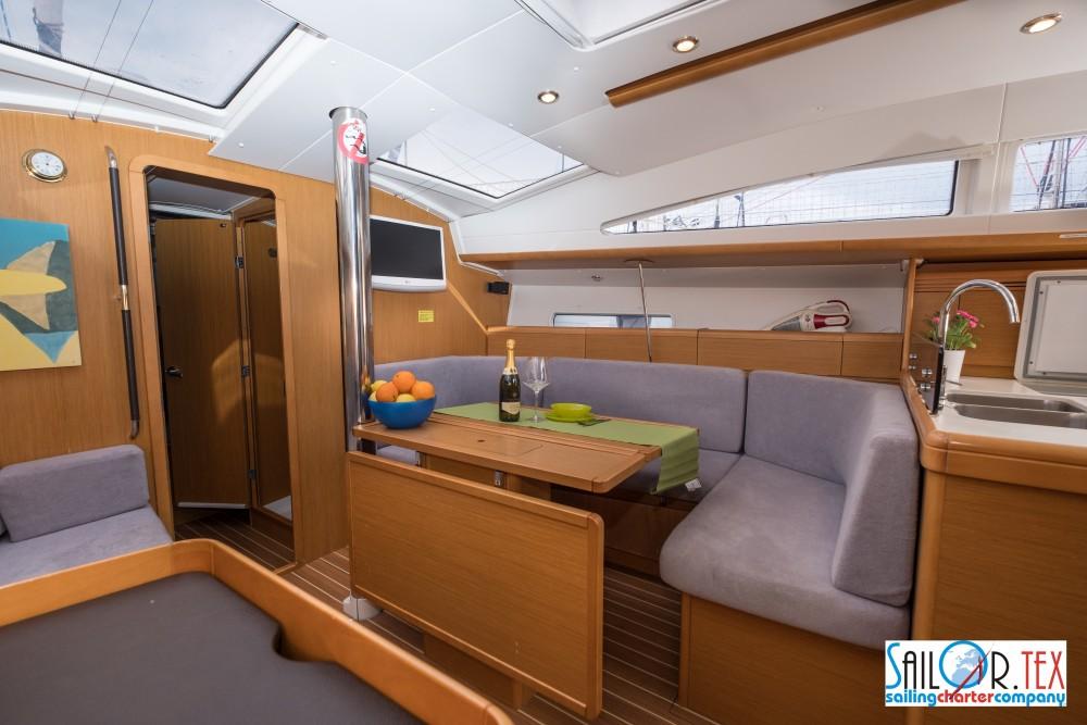 Jachthuur in Castiglioncello - Jeanneau Sun Odyssey 42 DS via SamBoat