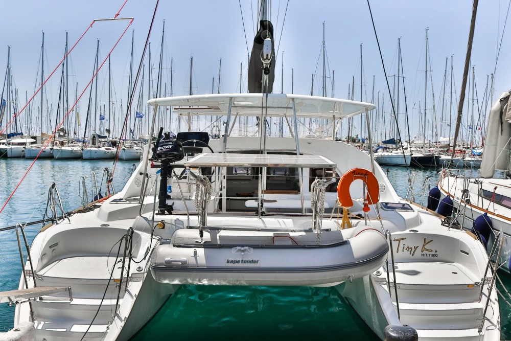 Lagoon Lagoon 380 ( INVENTER ) te huur van particulier of professional in Marina de Alimos