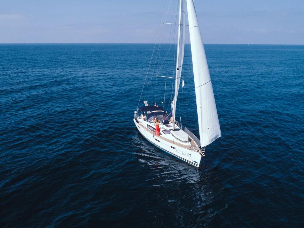 Verhuur Zeilboot in Castiglioncello - Jeanneau Sun Odyssey 42 DS
