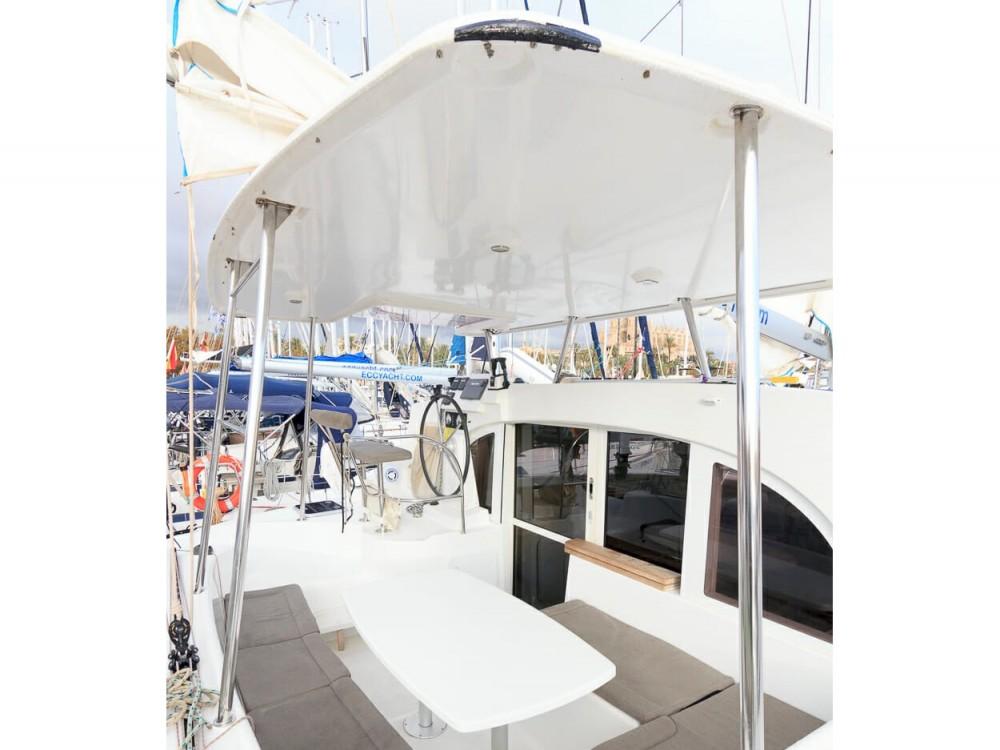 Bootverhuur Palma di Maiorca goedkoop Lagoon 380