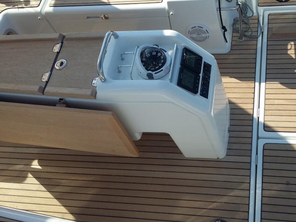 Verhuur Zeilboot in Marina de Alimos - Jeanneau Sun Odyssey 440