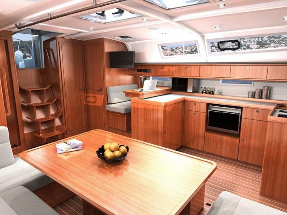 Bavaria Bavaria 51 Cruiser te huur van particulier of professional in Pomer