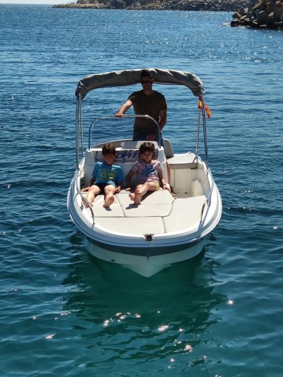 Jachthuur in Port Esportiu Marina Palamos - Remus Remus 450 open via SamBoat