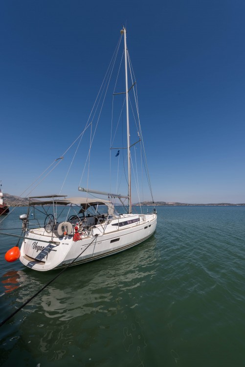 Jachthuur in Leucade - Jeanneau Jeanneau Sun Odyssey 469 via SamBoat
