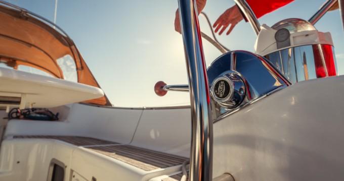 Verhuur Zeilboot in Athene - Jeanneau Sun Odyssey 54 DS