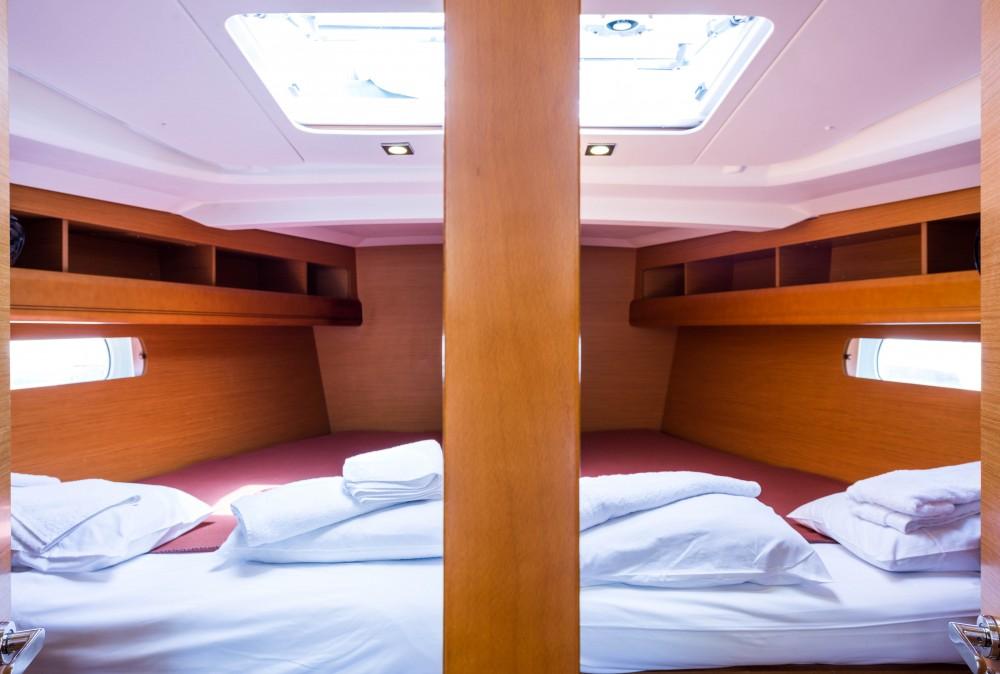 Verhuur Zeilboot in Leucade - Jeanneau Jeanneau Sun Odyssey 469