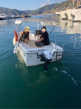 Verhuur Motorboot Selva met vaarbewijs