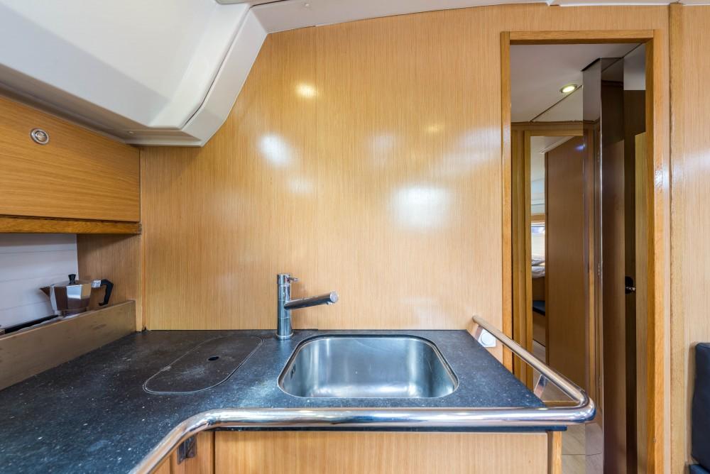 Verhuur Zeilboot in Leucade - Bavaria Bavaria Cruiser 50