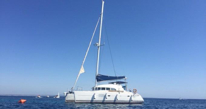 Bootverhuur Lagoon Lagoon 380 in Palermo via SamBoat