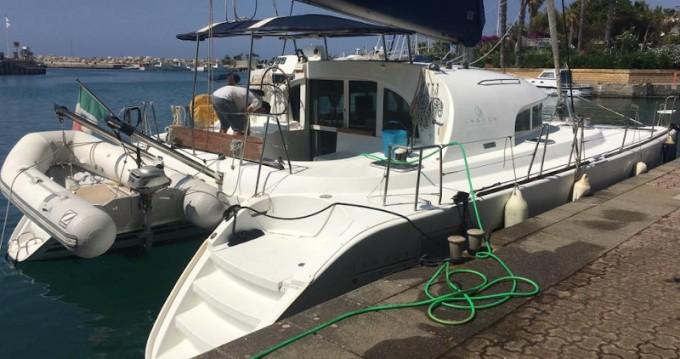 Huur Catamaran met of zonder schipper Lagoon in Palermo