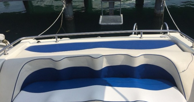 Huur Motorboot met of zonder schipper Ranieri in Moniga del Garda