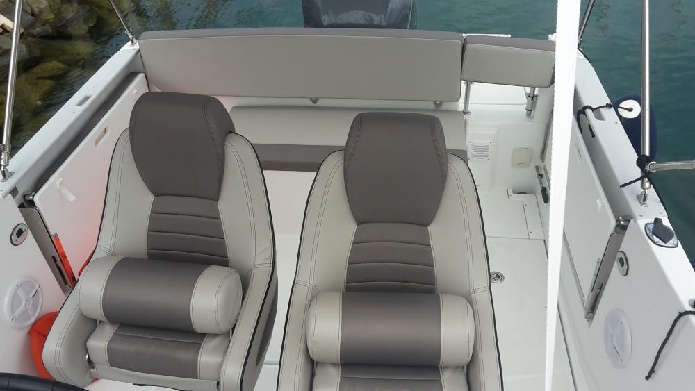 Huur Motorboot met of zonder schipper Jeanneau in Medulin